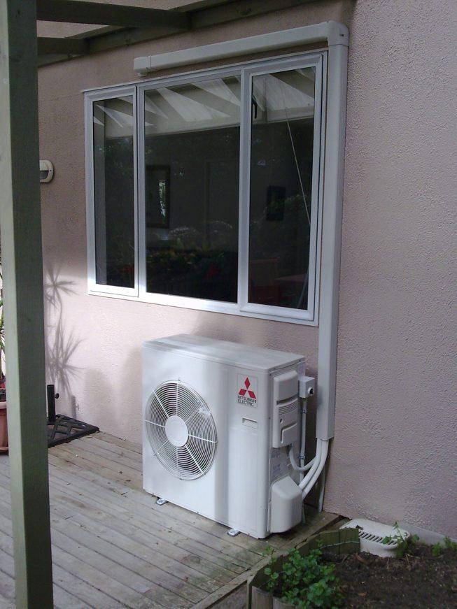 Warmtepomp verwarming